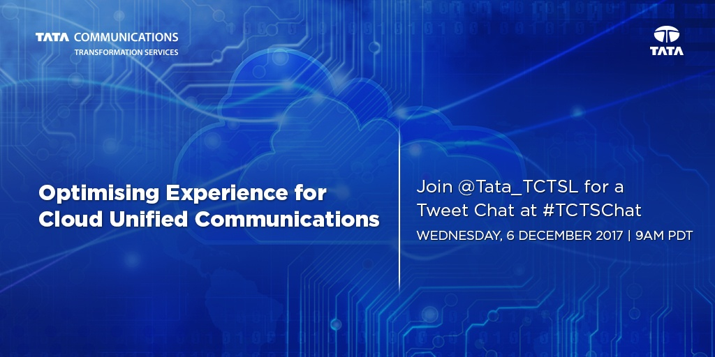 Optimising experience for cloud unified communications